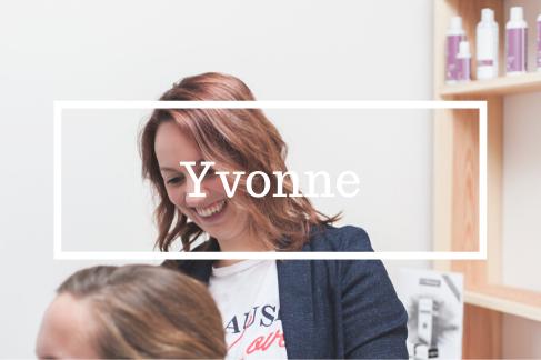 Meer weten over Yvonne